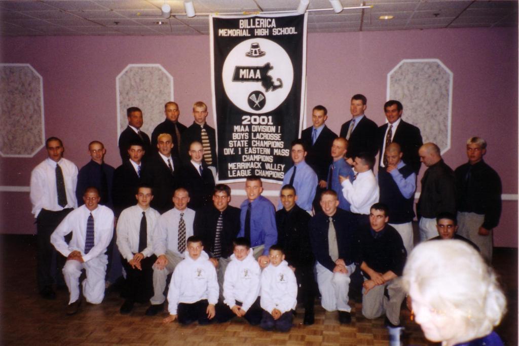 2001 State Champion Banquet