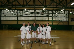 Boys V Lax Captains  Coach 2013